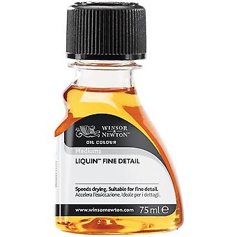 Winsor & Newton Liquin Fine Detail Medium for Oil Painting 75ml