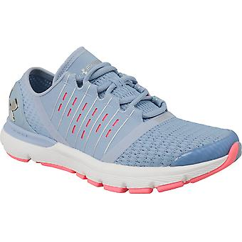 Sous Armour W Speedform Europa 1285482-401 Womens chaussures