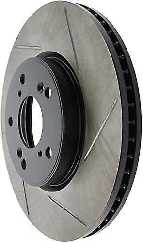 StopTech 126.40086SL Sport Slotted Brake rougeor (Front Left)