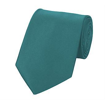 Cravatta cravatta cravatta di 8cm edele benzina colore da Fabio Farini