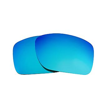 Best SEEK Polarized Replacement Lenses for Spy Optics COOPER XL Blue Mirror