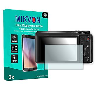 Panasonic Lumix DMC-TZ58 Screen Protector - Mikvon Clear (Retail Package with accessories)