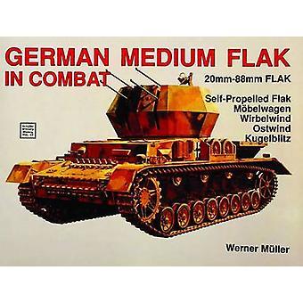 Duitse middellange Flak in Combat door Werner Muller - 9780887403514 boek