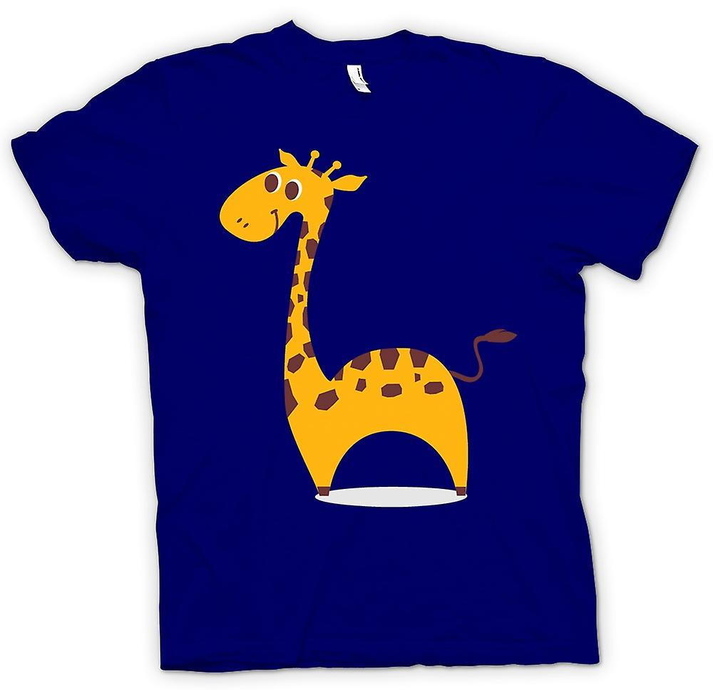 Hommes T-shirt - I Love Girafes - Animal mignon