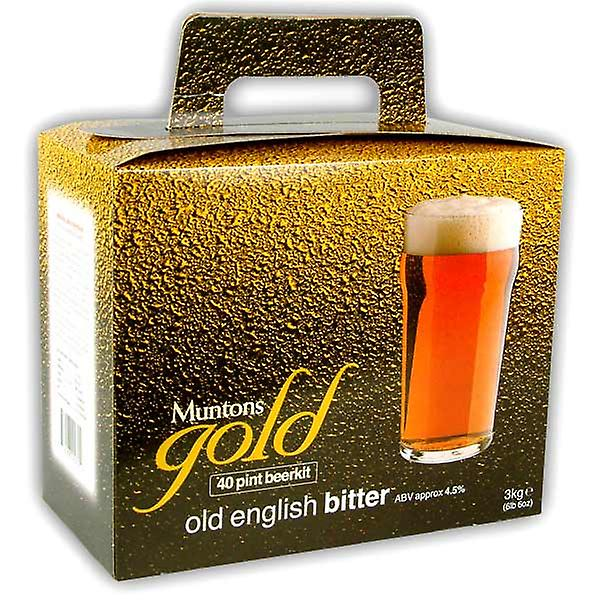 Muntons Gold Old English Bitter