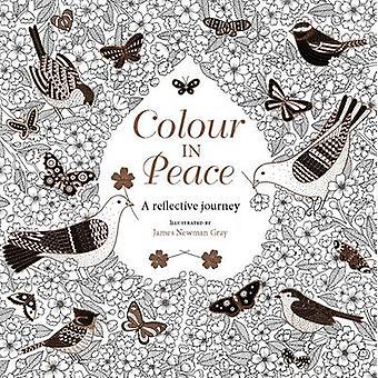 Farbe in Frieden - eine reflektierende Reise von James Newman Gray - 97807459