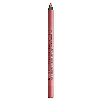 NYX Prof. Make-up Folie auf Lip Pencil Bett Rose