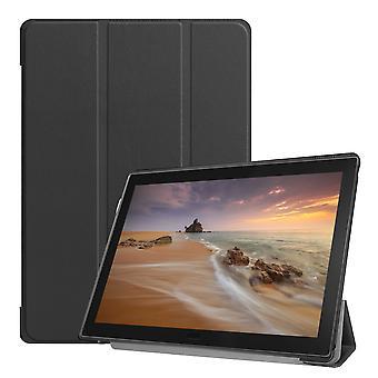 Tri-fold Sleeve to Lenovo Tab E10-Black