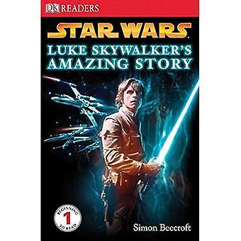 Star Wars: Luke Skywalkerin hämmästyttävä tarina (DK lukijat: tason 1)