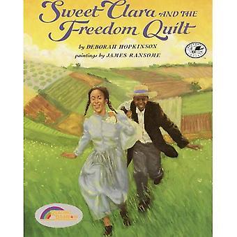 Süße Clara und der Freiheit-Quilt