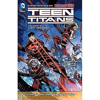 Teen Titans Volume 4: Light and Dark TP (The New 52)