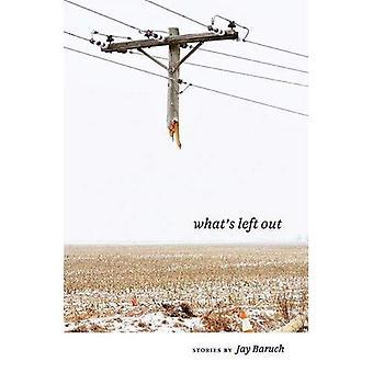 What's Left Out (littérature & médecine)
