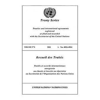 Treaty Series: Volume 2774 (United Nations Treaty)