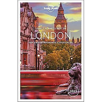 Lonely Planet Best of London 2019 (Guide de voyage)