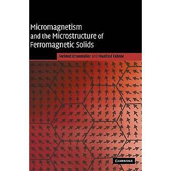 ميكروماجنيتيسم والمجهرية للمواد الصلبة المغناطيسية هلموت آند كرونملير