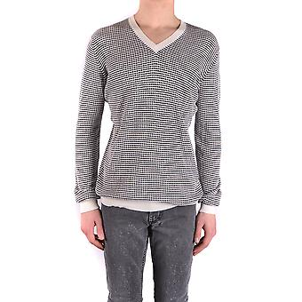 Marc Jacobs Grey Cotton Sweater