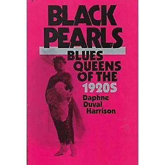 Pérolas negras rainhas de Blues da década de 1920 por Harrison & Daphne