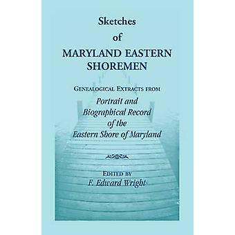 Skizzen von Maryland östlichen Shoremen von Wright & F. Edward
