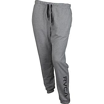 RVCA Mens VA Sport VA Guard Fleece Sweatpants Joggers - Heather Gray