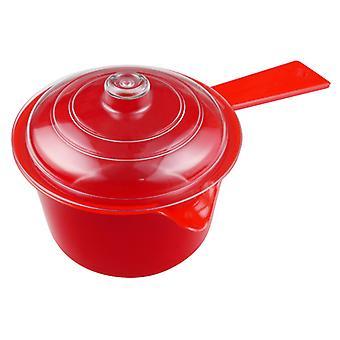 Good 2 Heat Microwavable Saucepan with Lid, 600ml