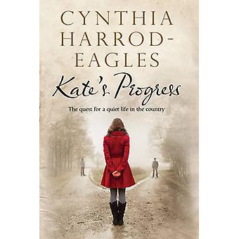 Kate's Progress (First World Large Print) by Cynthia Harrod-Eagles -