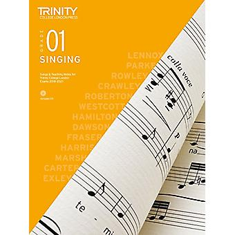 Singing Grade 1 2018 2021 (with Teaching Notes) by Singing Grade 1 20