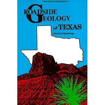 Roadside Geology of Texas Book