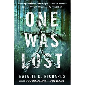 One Was Lost - 9781492615743 Book