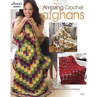 Amazing Crochet Afghans - 12 Afghans for Year-Round Stitching - 978159