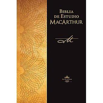 Biblia de Estudio MacArthur-Rvr 1960 by John F MacArthur - 9781602552