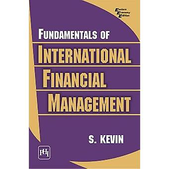 Fundamentals of International Financial Management by S. Kevin - 9788