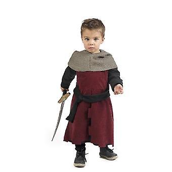Ritter Ritterkostüm Kinderkostüm Schwertkämpfer Knappe Jungen Kostüm