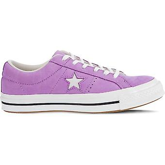 Converse One Star Sneaker violet/rose