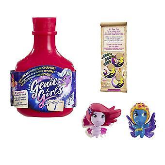 Genie meisjes in een fles-collectie 1-Pink