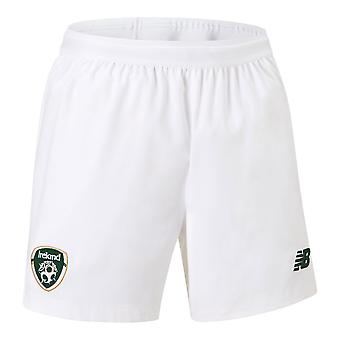 2019-2020 Ireland Away Shorts (White) - Kids