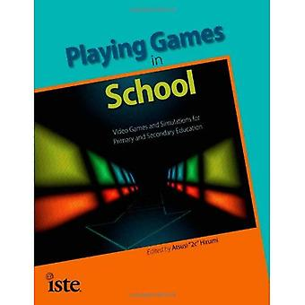 Playing Games in Schools: Video Games and Simulations for Primary and Secondary Classroom Instruction