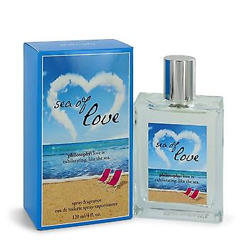 Philosophy Sea of Love by Philosophy Eau De Parfum Spray 4 oz / 120 ml (Women)