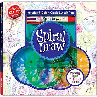 Spiral Draw Book Kit K45992