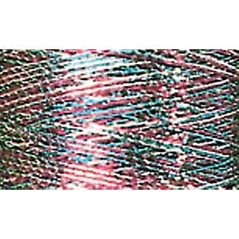 Sulky Metallic Thread Multi Silver, Rose & Jade 142 7029