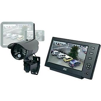 Wireless CCTV system 4-channel incl. 1 camera dnt 52208 Quattsecure