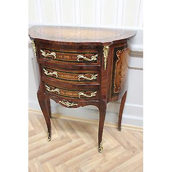 Commode baroque antique style Louis xv MkKm0060