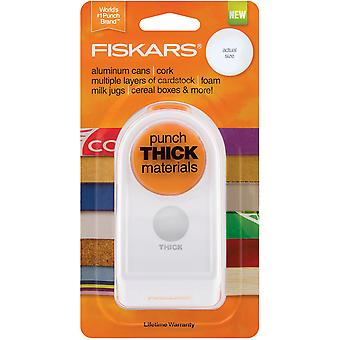 Fiskars Thick Material Punch 1