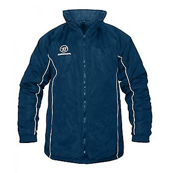 Warrior winter stadium jacket W2 navy Senior / Junior