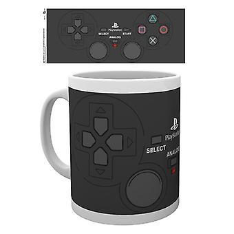 Taza de PlayStation Dualshock 2