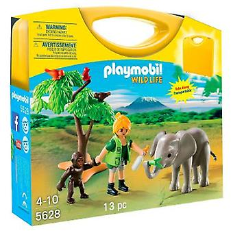Playmobil 5628 Suitcase Africa