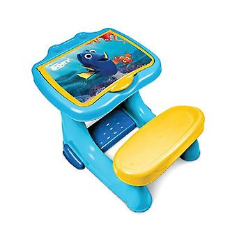 DISNEY Official Merchandise Finding Dory Activity Desk Blue/yellow (HDOR001)
