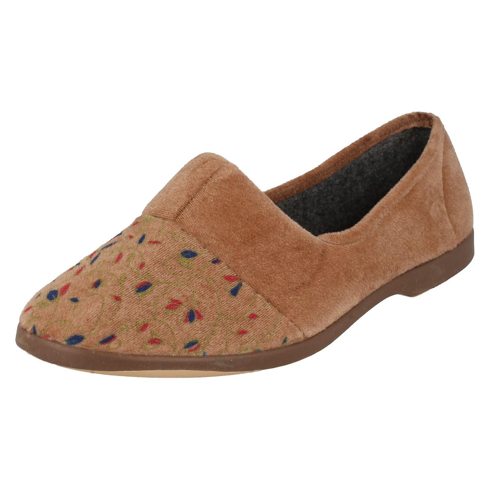 Ladies Lady Love Slip su pantofole Lynne