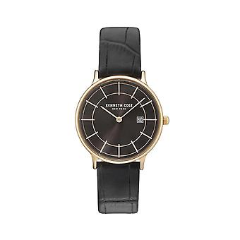 Kenneth Cole New York Damen Uhr Armbanduhr Leder KC15057003