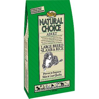 Nutro Adult Lamb & Rice Large Breed (Dogs , Dog Food , Dry Food)