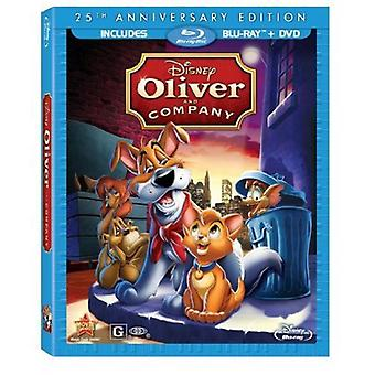 Oliver & Company: 25th Anniversary Edition [BLU-RAY] USA import